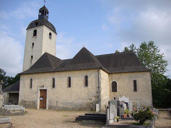 Eglise Saint Pierre De Préchacq-josbaig