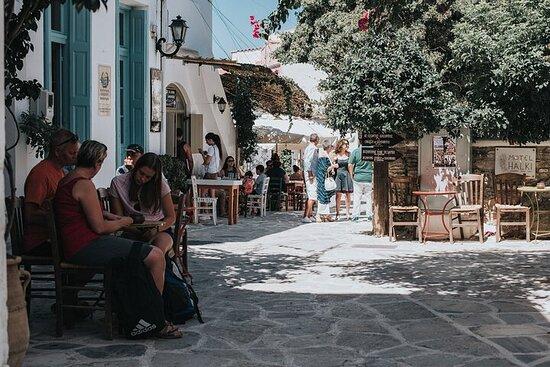 Rencontrez Naxos II - Tour en bus autour de l'île de Naxos