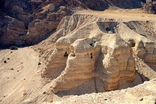 Kalia, Palestinian Territories: Qumran