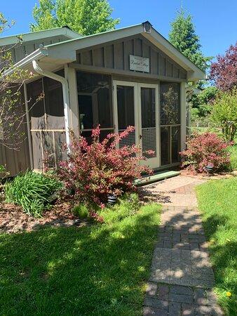 Rosebud Cottage!