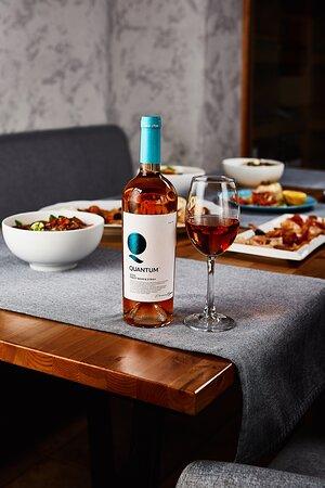 Болгарское вино Quantum