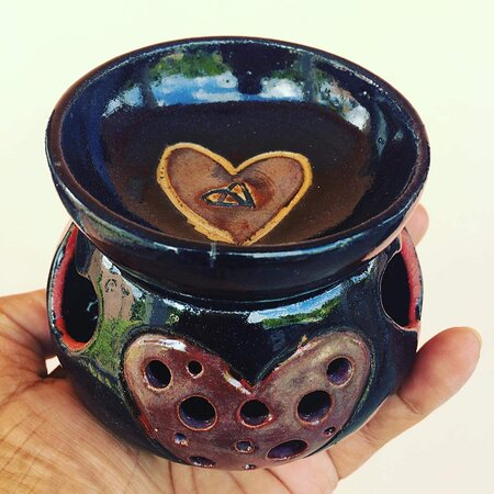 Absolutely perfect ceramic pottery.