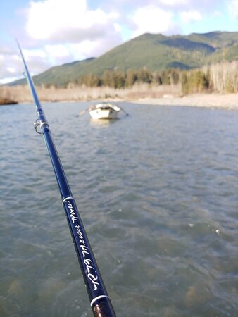 Offering the highest quality rods and reels for client use