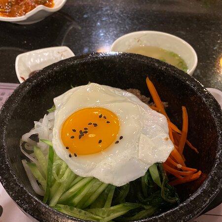 The best authentic korean food in Abu Dhabi