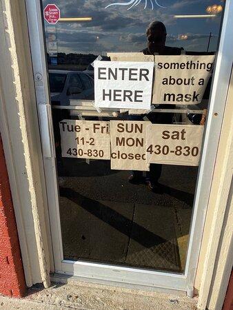 Patterson, LA: Open split hours.