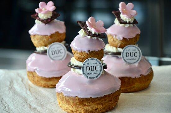 Religeuse at Duc de Lorraine