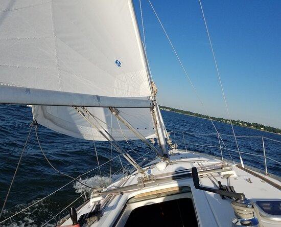 Captain Steve's Sailing Experience