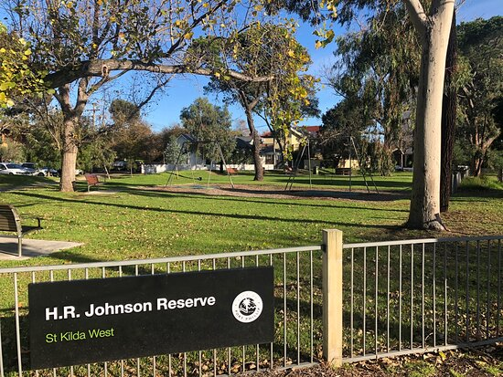 H R Johnson Reserve