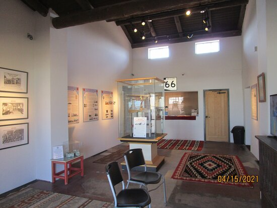 Winslow Arts Trust Museum