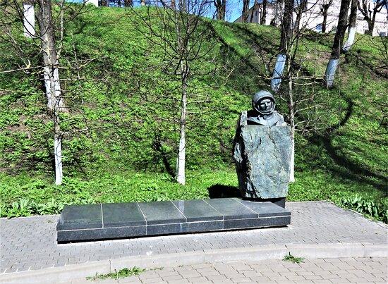 Yuri Gagarin Monument