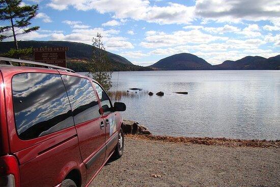 Visite privée en groupe du parc national d'Acadia - Guides locaux de...