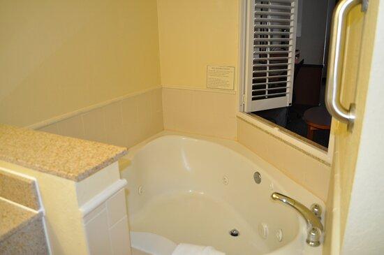 Williamston, Carolina del Norte: Jacuzzi Suite