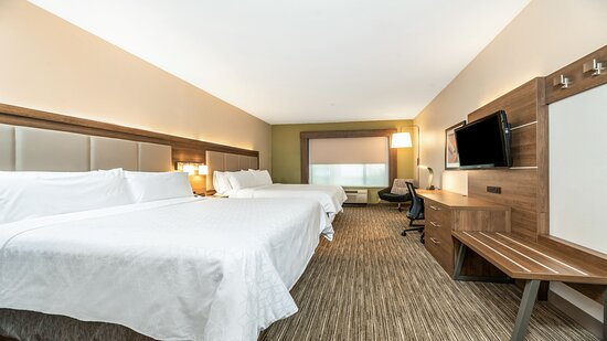 Two King Size Beds in Double Rooms