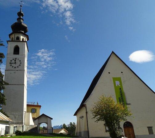 Reformierte Kirche Ftan