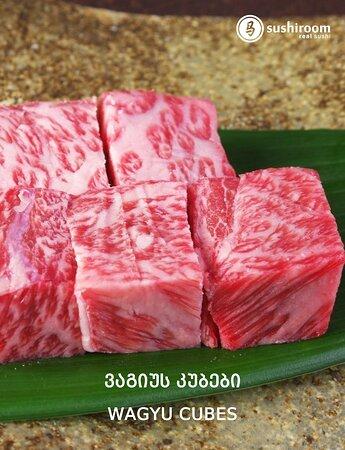 Wagyu Cubes