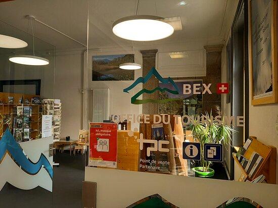 Office du Tourisme de Bex
