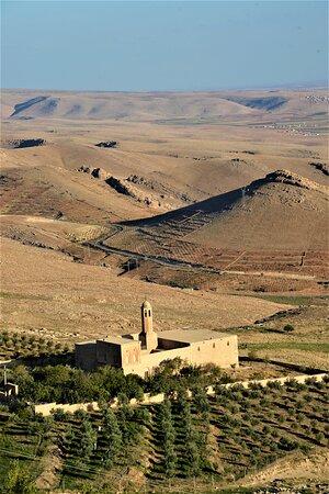 Turkije: Vista sul Kurdistan turco - Turchia sudorientale. Cliccare sulla foto per vederla come scattata.