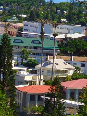 Noumea, Nova Caledônia: ┌ 𝙊𝙍𝙋𝙃𝘼𝙉𝘼𝙂𝙀 𝘽𝘼𝙔  𝙎𝙪𝙗𝙪𝙧𝙗 ┐  ■ 。■ Nouméa City Coastline ■ 。■ New Caledonia
