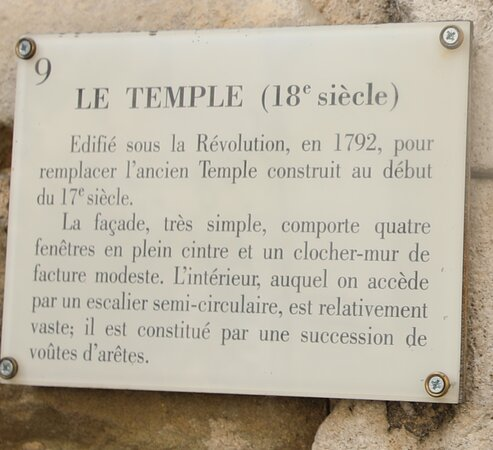 Temple de Chatillon