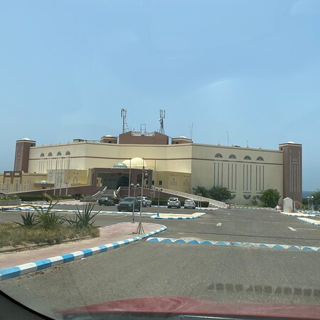 Hadhramout, Yemen: Great hotel so far