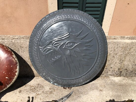 Game of Thrones Extended Tour: The props were awesome!