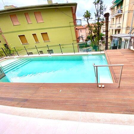 Nuova dependance bordo piscina