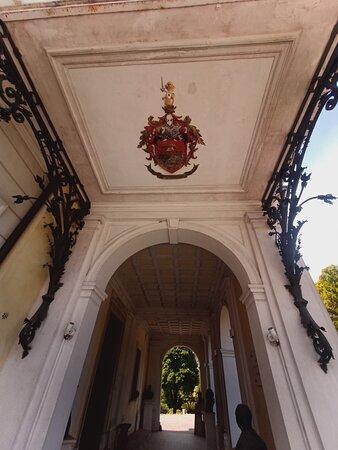 All'interno della Villa...