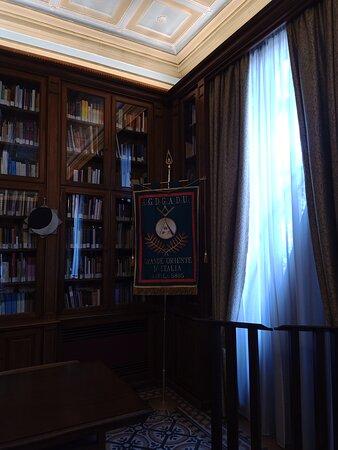 All'interno del Palazzo...