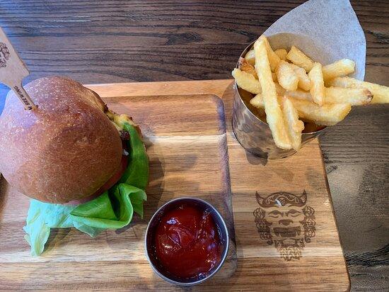 Ultimate Wagyu Burger