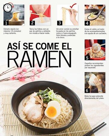 ¿¿Cómo se come el Ramen??🍜🍜