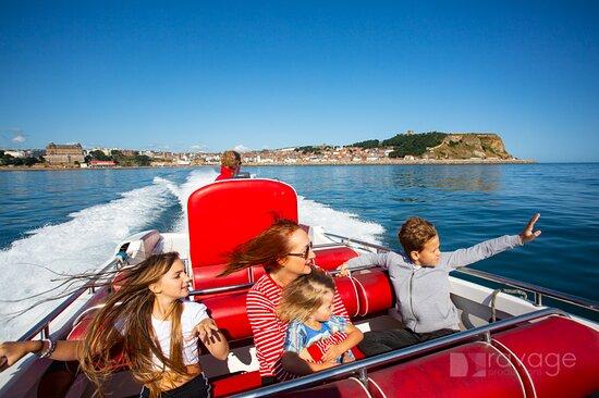 Scarborough Speedboat Rides