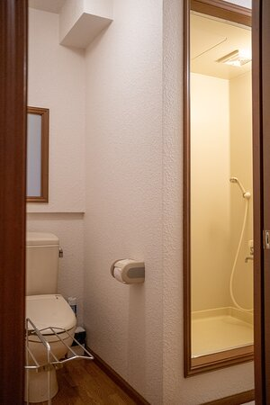 Bathroom at Bethlehem Lodge
