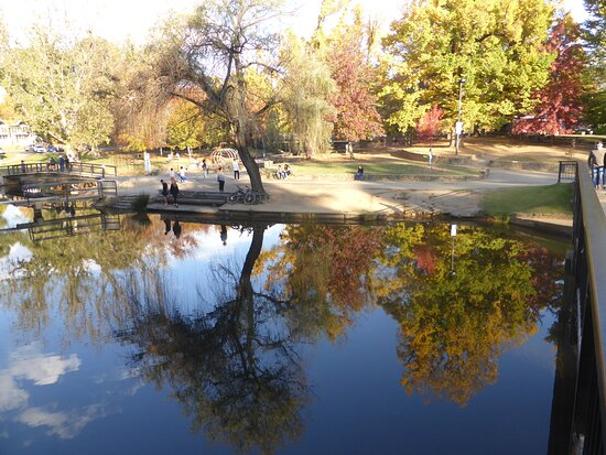 Stunning views in Autumn