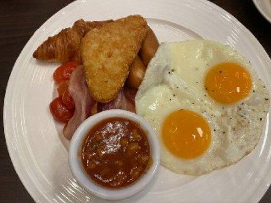 Breakfast - full breakfast