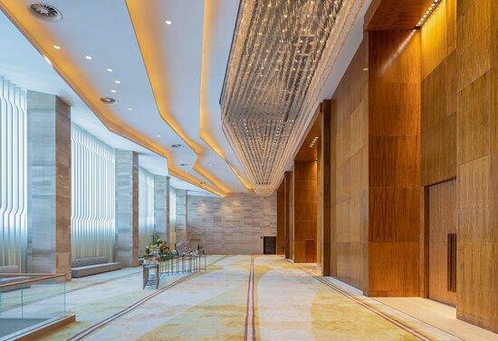Foyer of the Grand Ballroom