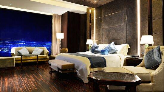 Presidential Room Bedroom