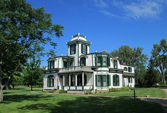 Buffalo Bill's Home near Holiday Inn & Suites North Platte