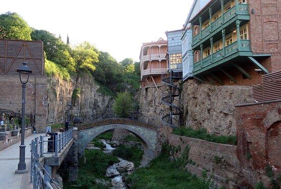 Legvachtahvi Gorge