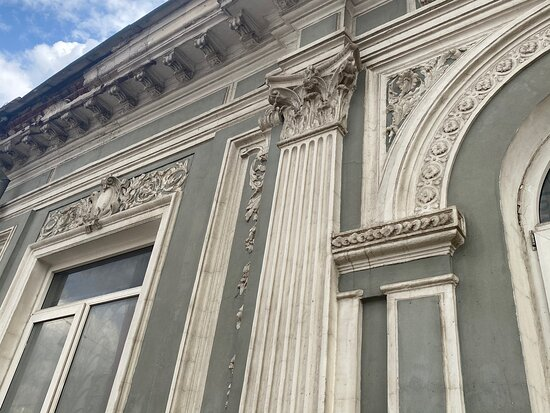 Residential House of  P. Kalashnikov - Rakhmanovs
