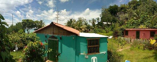 San Andrés, Kolumbien: foto de la casa