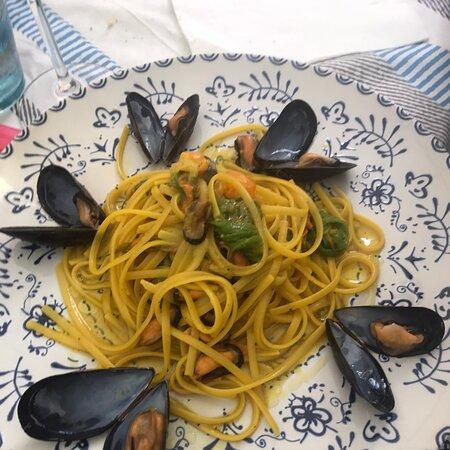 Cava De' Tirreni, Italy: Mangiare bene è come mangiare sano
