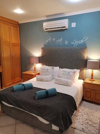 Trafalgar, South Africa: Bedroom
