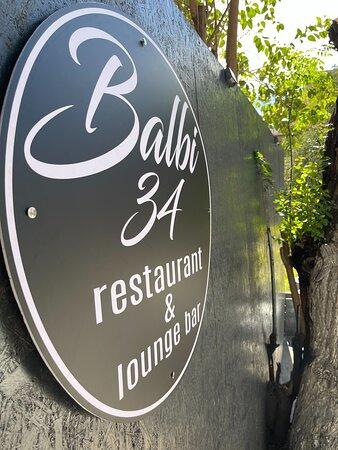 Balbi 34 restaurant