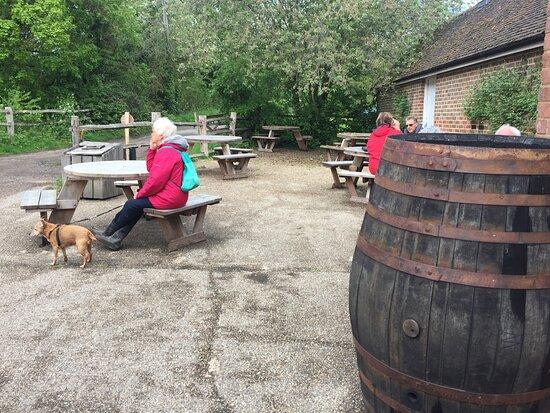 4.  The Old Dairy, Sissinghurst Castle, Sissinghurst, Kent
