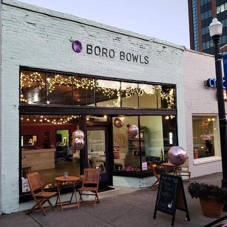 Boro Bowls