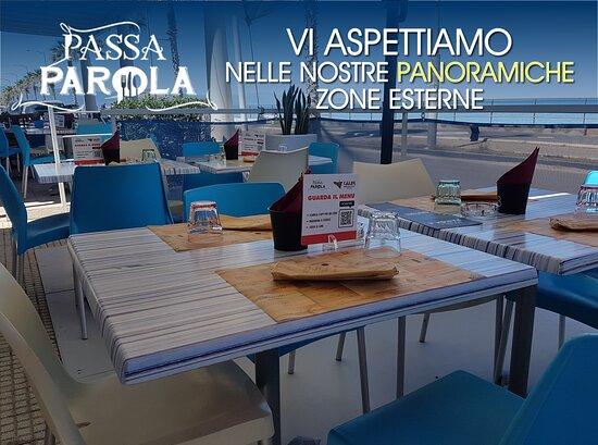 PASSAPAROLA RISTORANTE PIZZERIA SUSHI