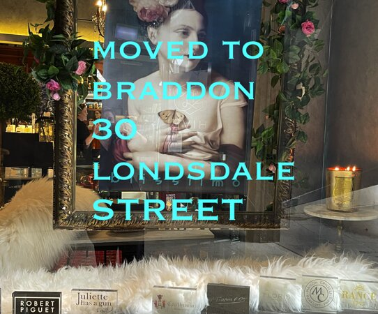 MOVED to 30 Londsdale street in Baddon, where all the action is!