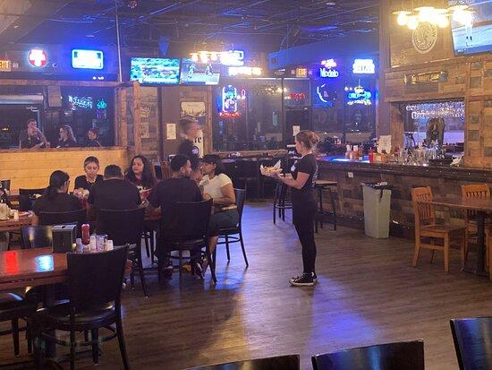 Lumber Axe Whiskey Bar & Grill