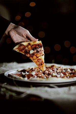 Criciuma: A verdadeira Pizza Italiana.