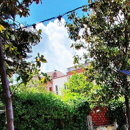 Il Nostro Giardino è un'oasi di pace e tranquillità, situato a pochi passi dal mare e a pochi passi dal centro storico